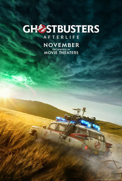 Ghostbusters: Afterlife (2021) Official Full Movie Free Online
