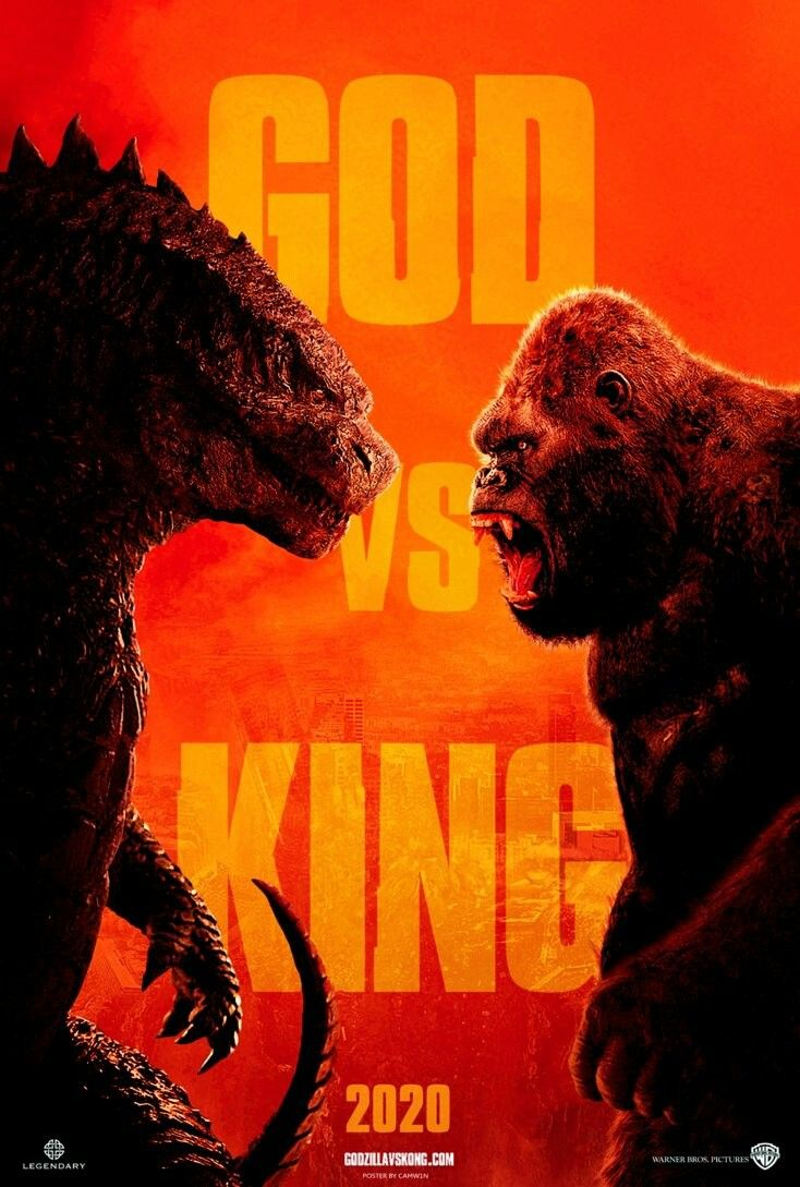 Godzilla vs. Kong King of the Monsters (2020) ゴジラ Official Full Movie Free Online