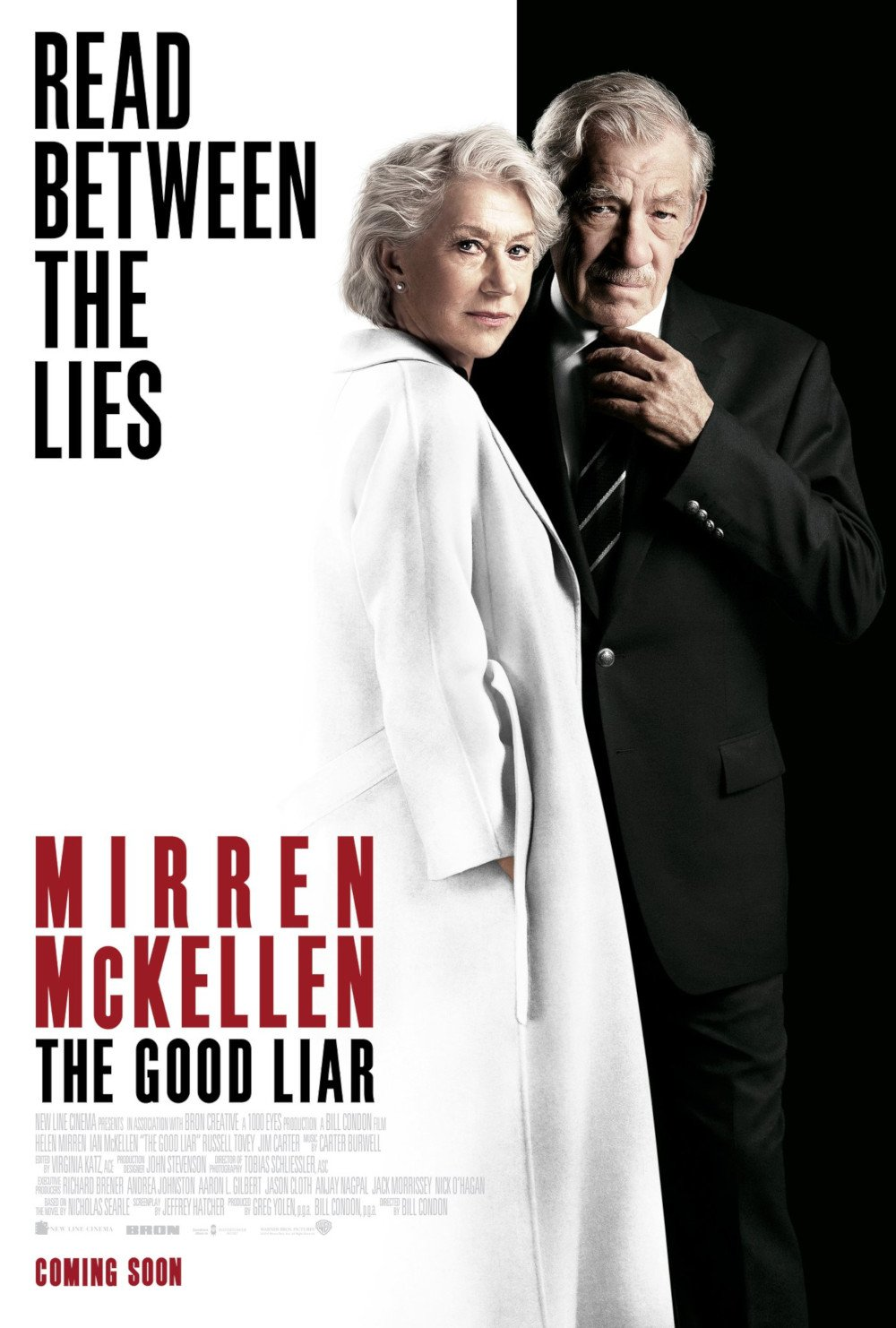 The Good Liar (2019) Official Full Movie Free Online