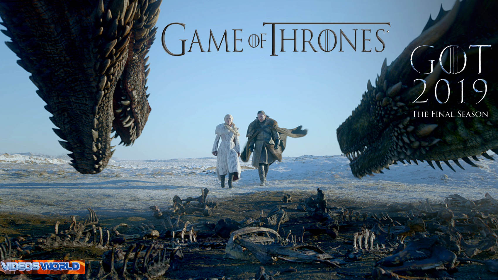 Game of Thrones returns for its final season 8