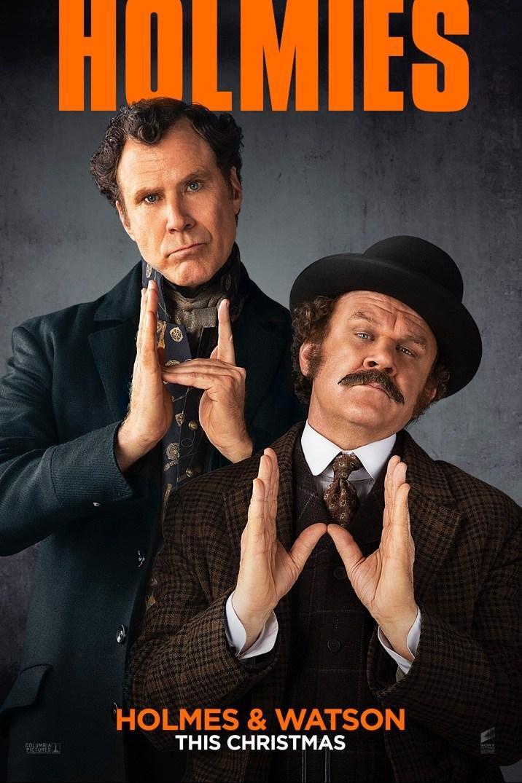 Holmes & Watson 2018 Full Movie Free Online