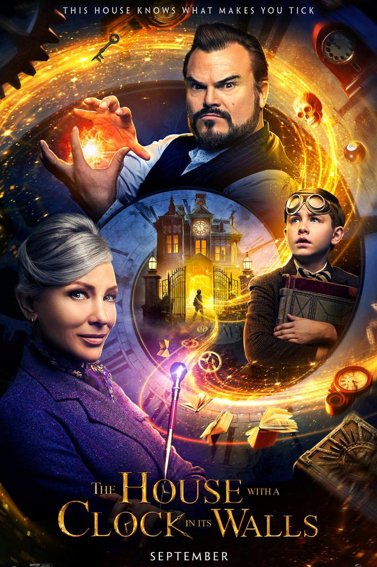 The House with a Clock in its Walls (2018) Universal Pictures Movie Free Online