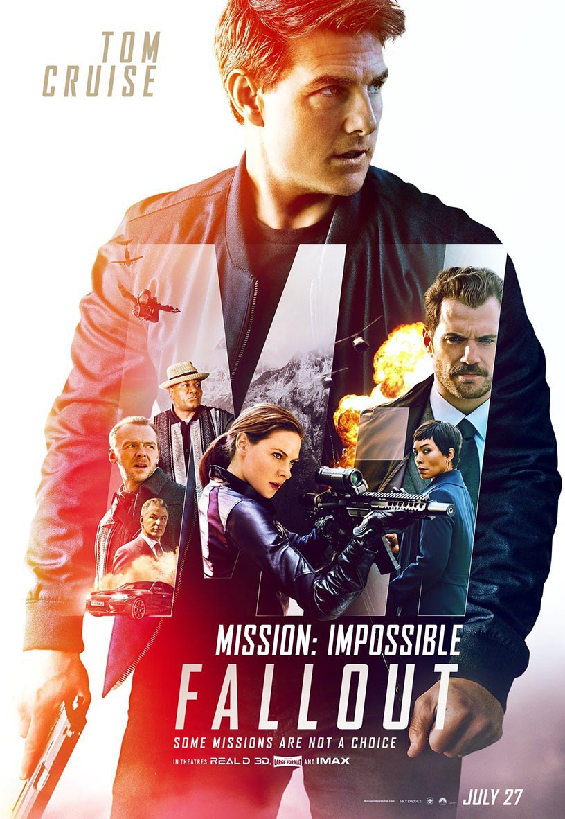 MISSION IMPOSSIBLE - Fallout (2018) Official Full Movie Free Online