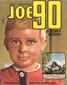 Joe 90 Season 1 Episode 1 - The Most Special Agent