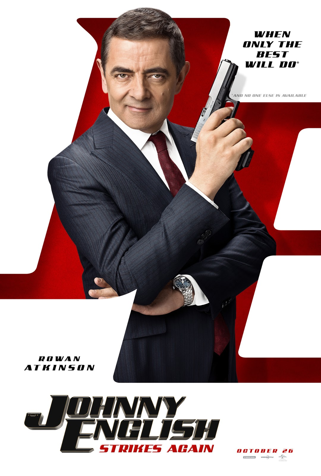 Johnny English 3 (2018) Full Movie Free Online