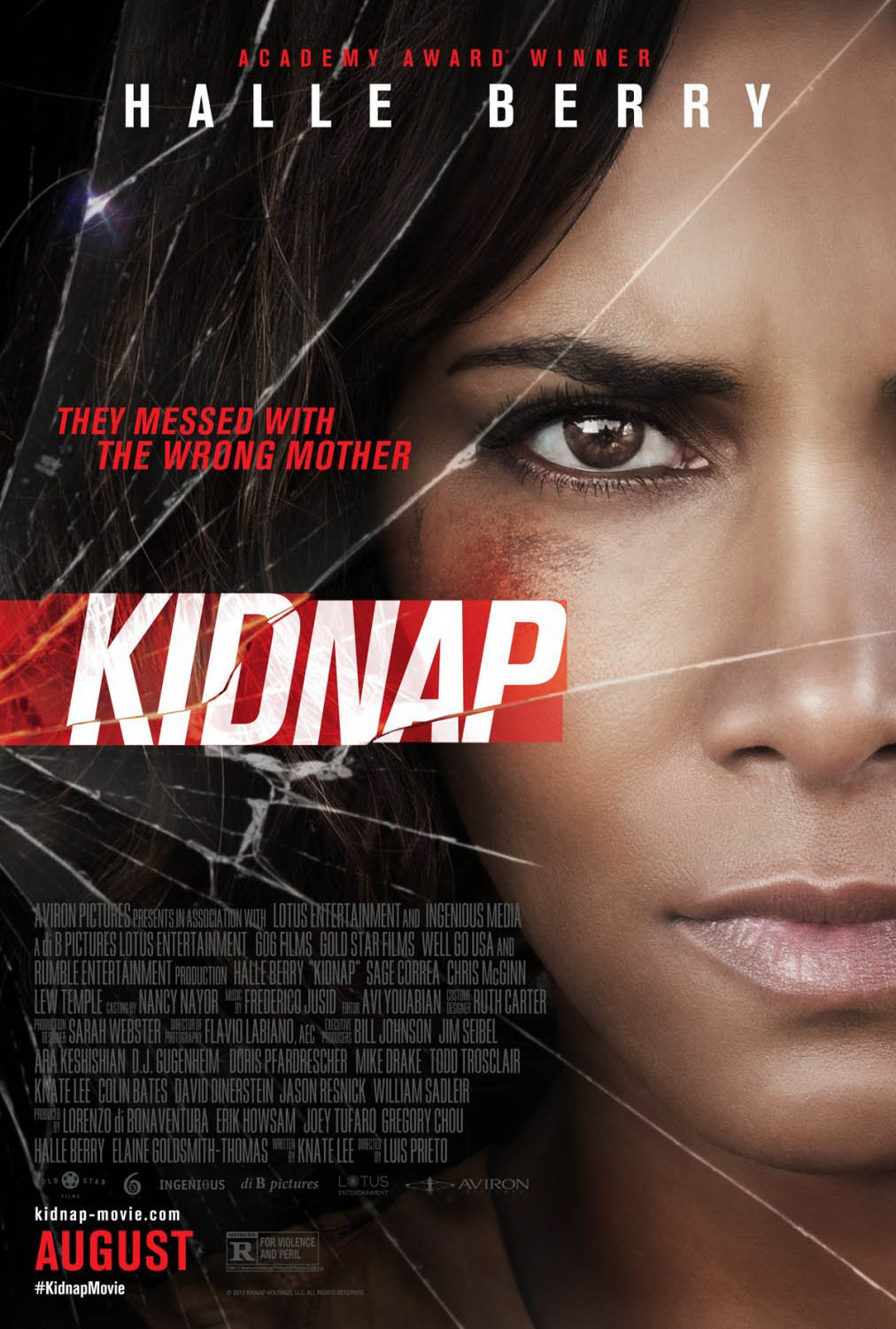 Kidnap (2017) Full Movie poster Free Online