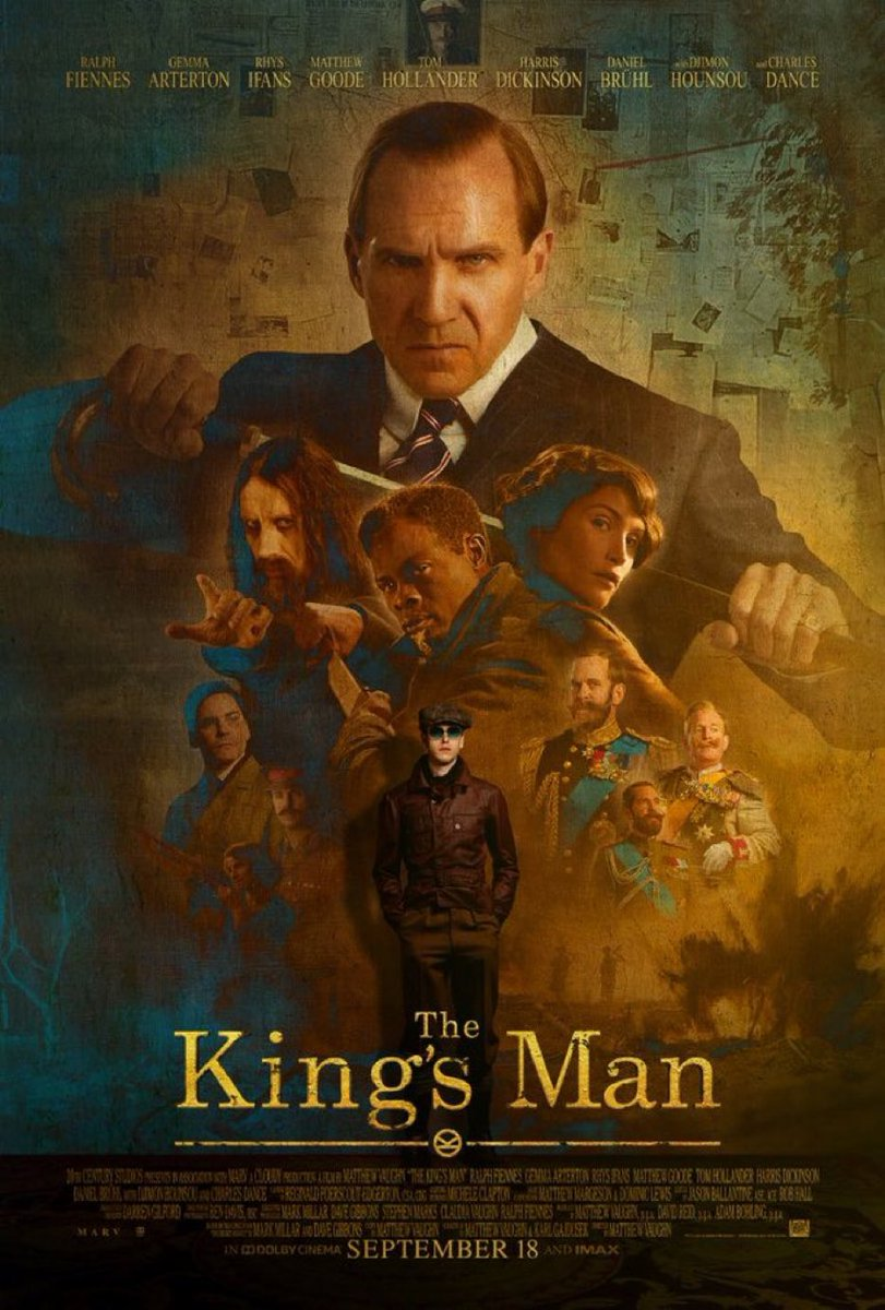 The King's Man (2020) Movie Online