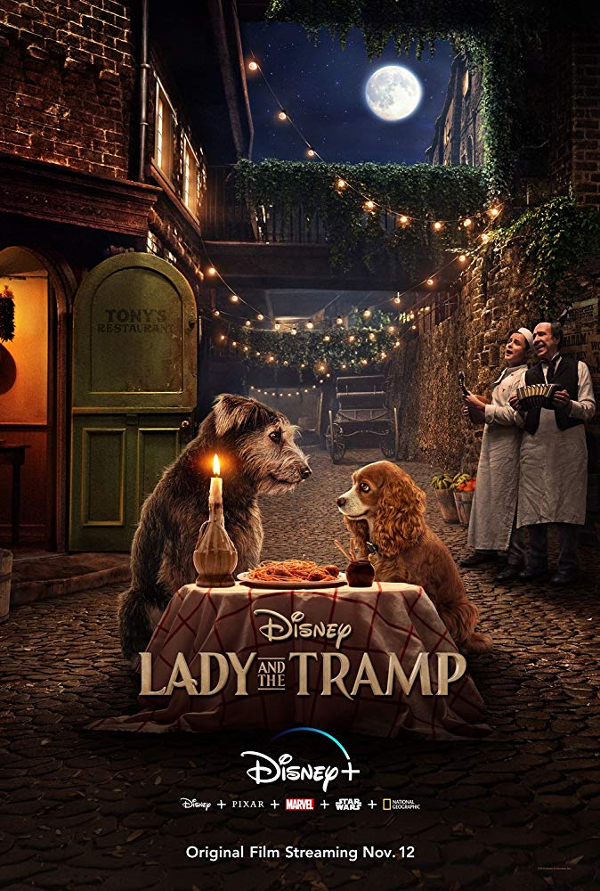 Lady and the Tramp  Disney Movie Free Online