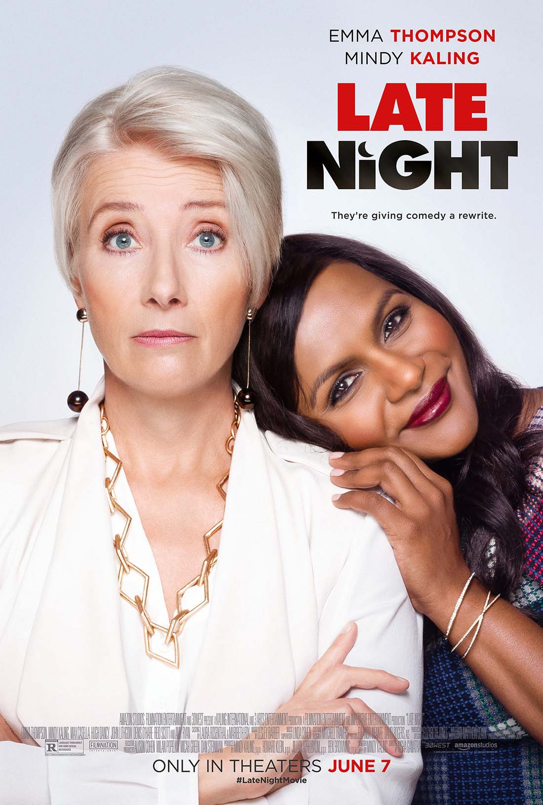 Late Night (2019) Movie Free Online