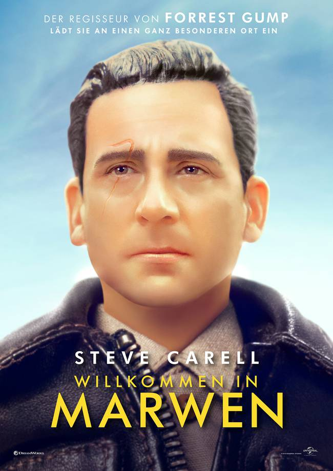 Welcome To Marwen 2018 Full Movie Free Online