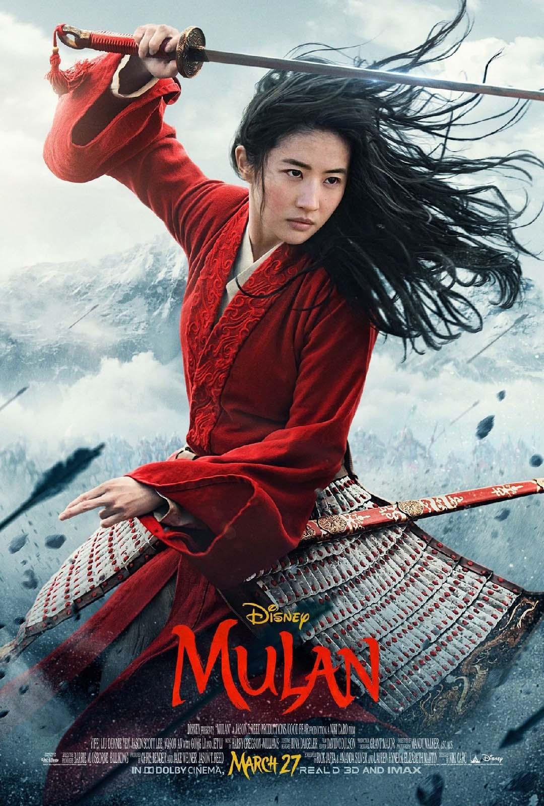 Mulan Movie Online
