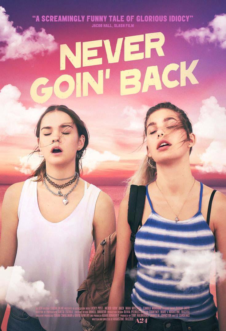 Never Goin' Back 2018