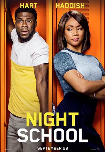 Night School (2018) Full Movie Free Online