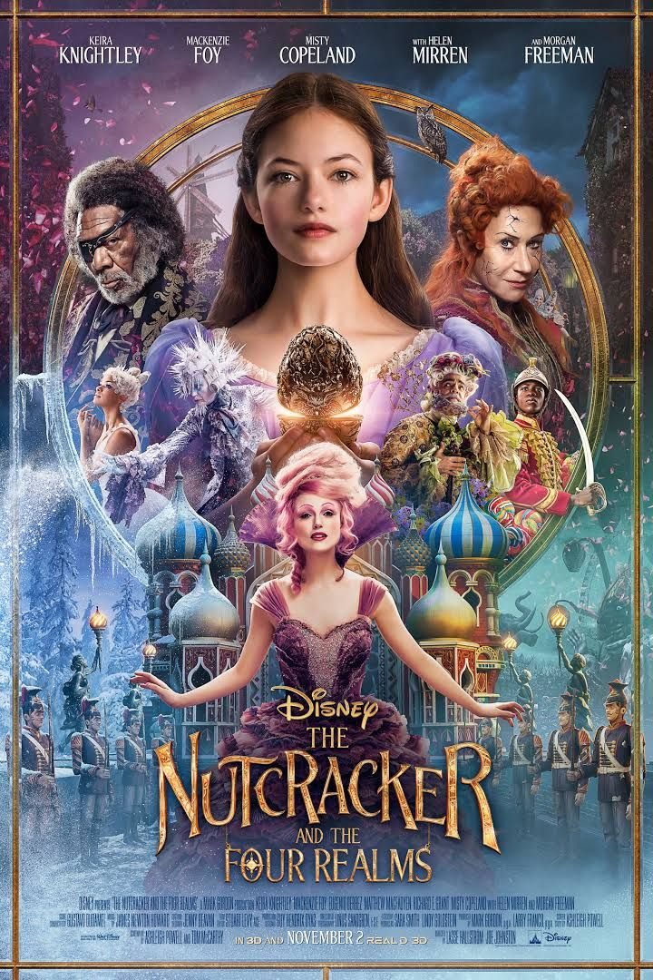 The Nutcracker and the Four Realms (2018) Official Full Movie Free Online