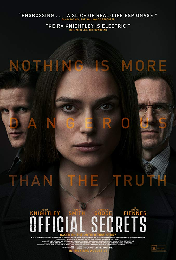 Official Secrets Movie Free Online