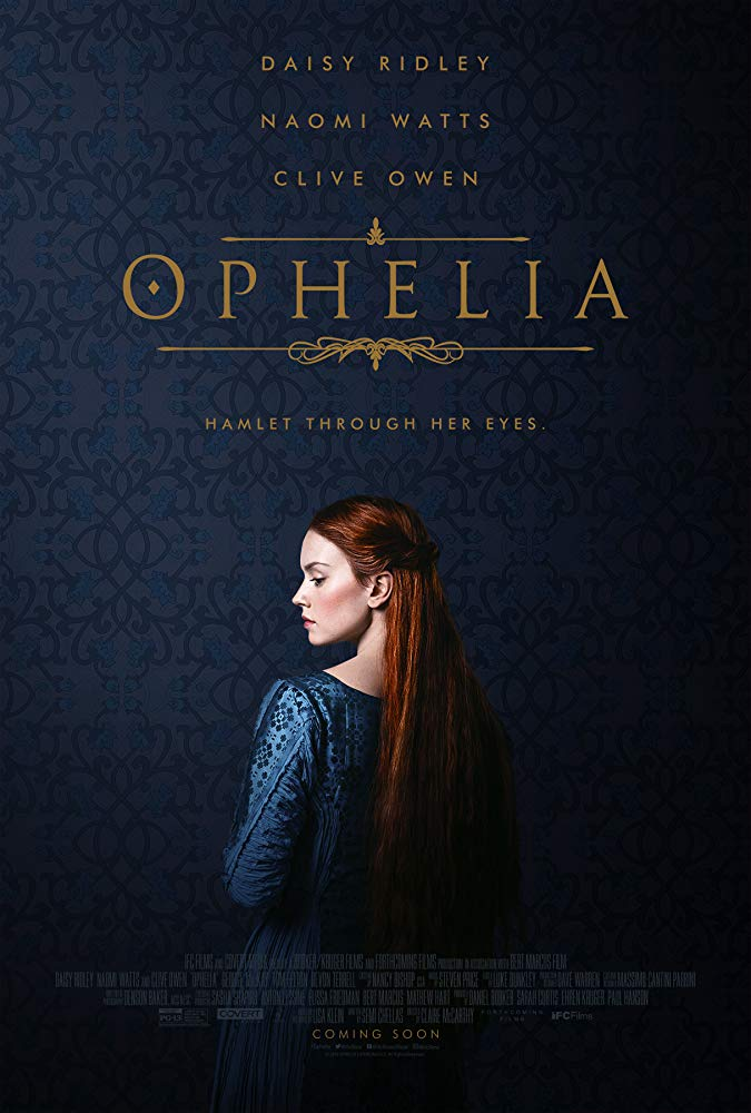 Ophelia (2019) Official Full Movie Free Online