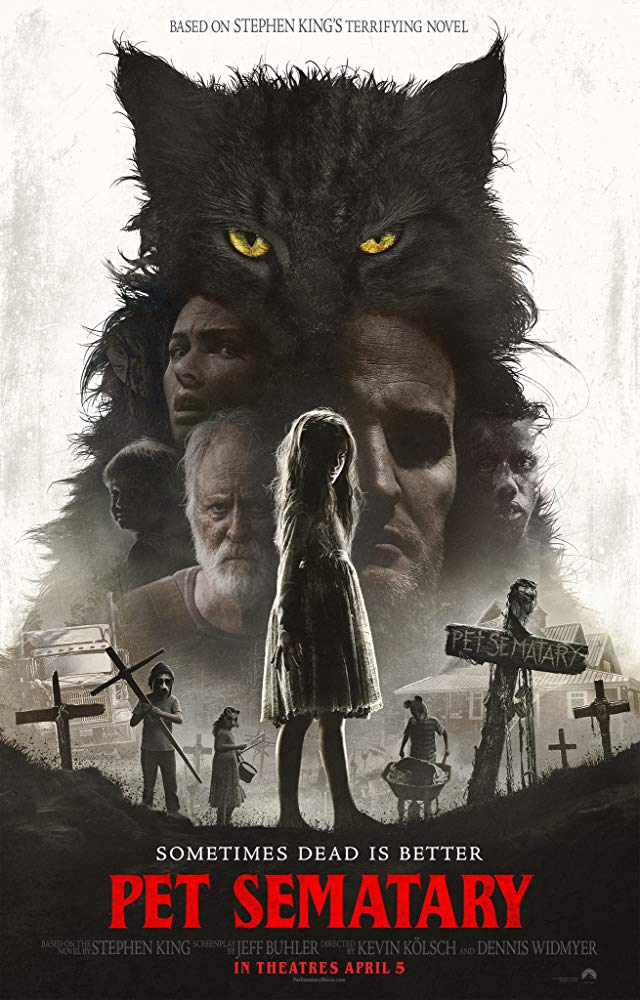 Pet Sematary (2019) Paramount Pictures Movie Free Online
