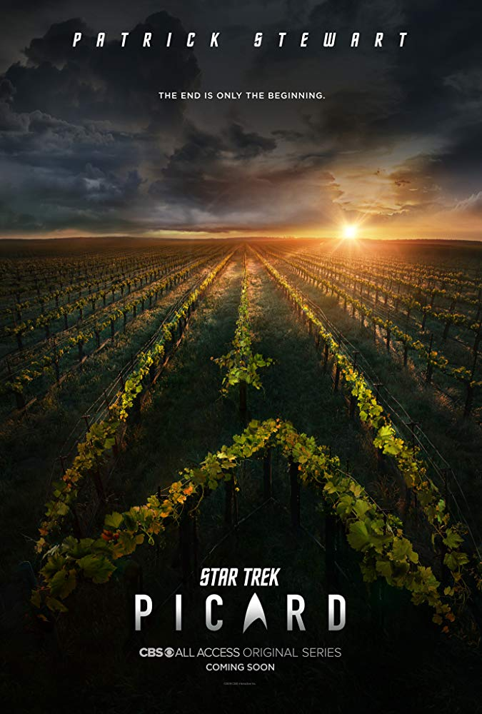 Star Trek: Picard TV series netlix