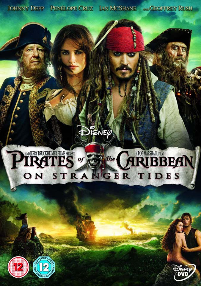 Pirates of the Caribbean: On Stranger Tides (2011) Full Movie Free Online