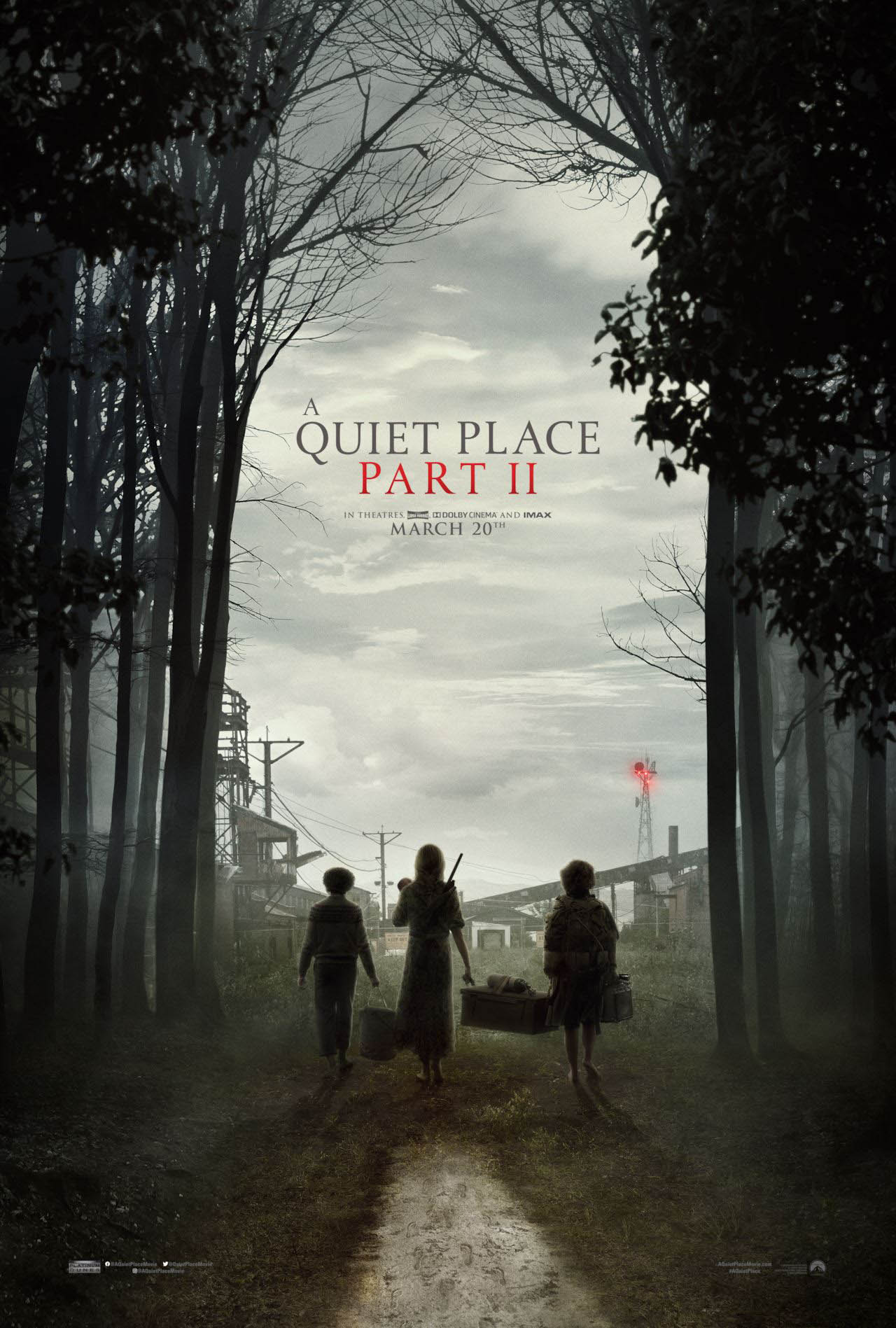 A Quiet Place: Part II (2020) Official Full Movie Free Online