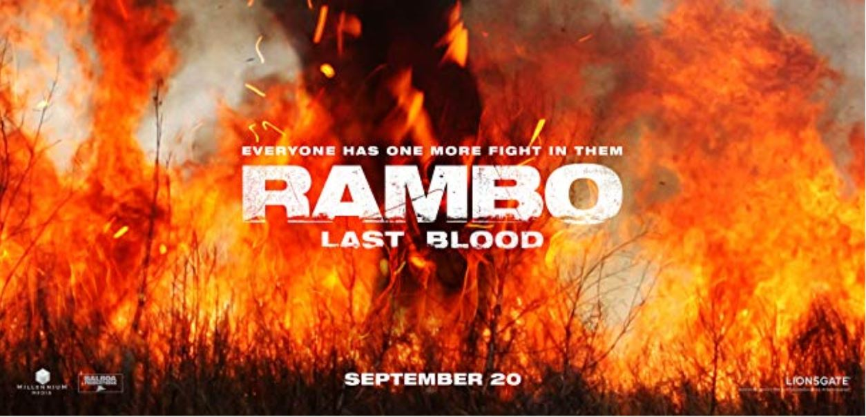 Sylvester Stallone Rambo: Last Blood