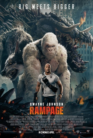 Rampage (2018) Full Movie Free Online