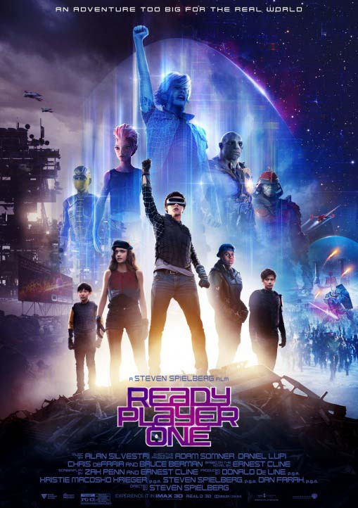 Ready Player One (2018) Full Movie Free Online