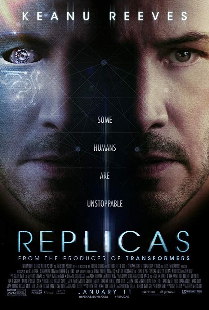 Replicas (2018) Full Movie Free Online