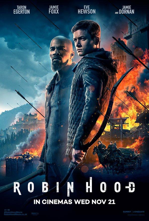 Robin Hood (2018) Full Movie Free Online