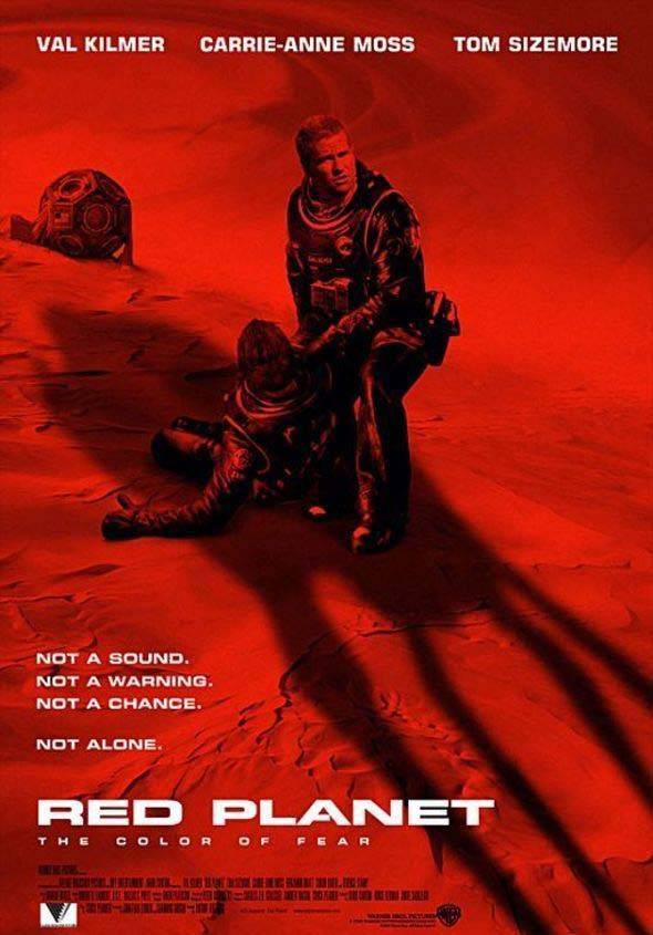 Red Planet (2000) Val Kilmer Action Sci-Fi Thriller Full Movie poster Free Online