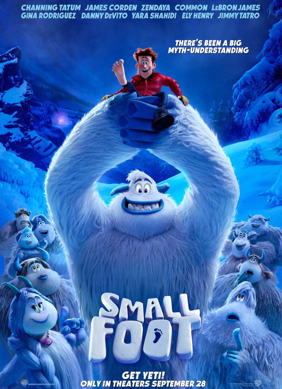 Smallfoot (2018) Watch Full Video Free Online