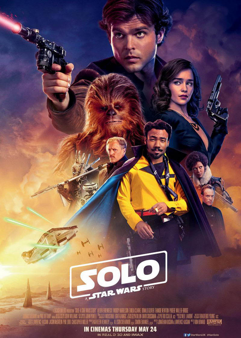 Solo: A Star Wars Story (2018) - Movie 2018
