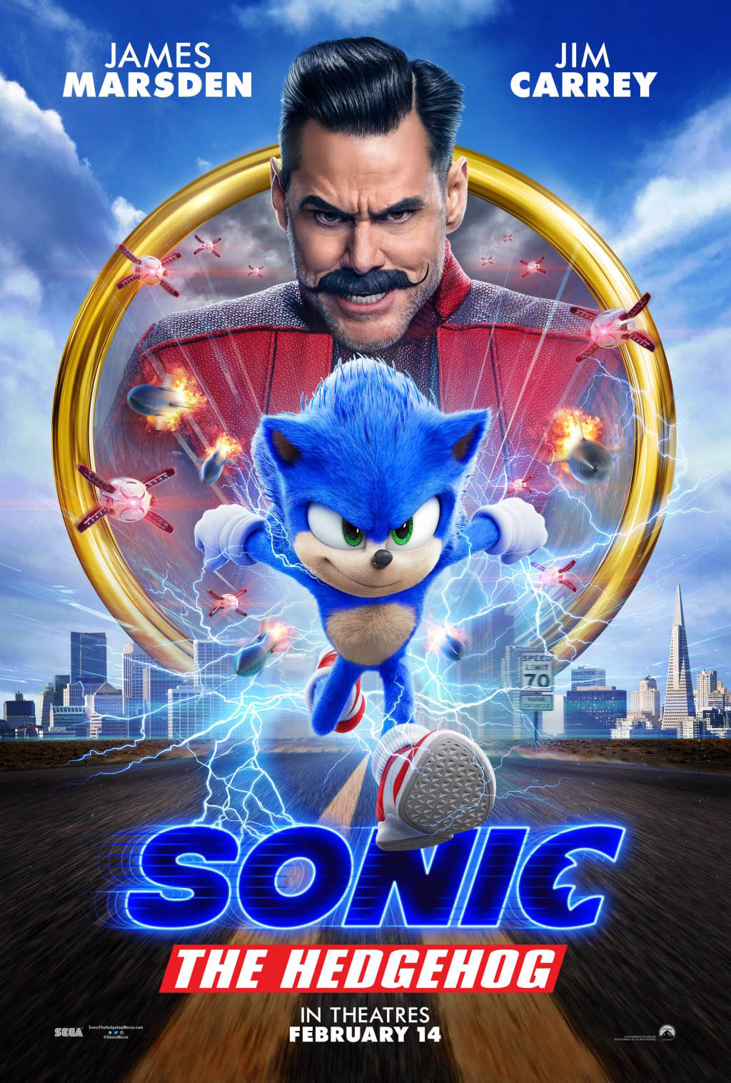 Sonic the Hedgehog Movie Free Online
