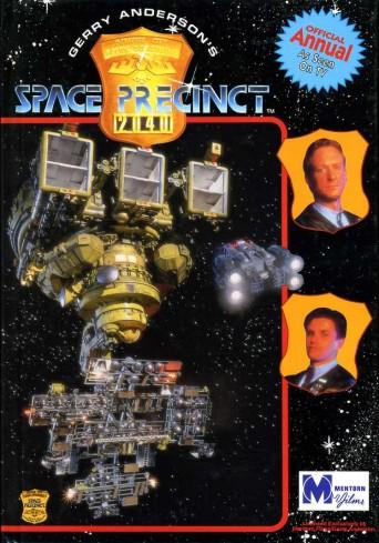 Space Precinct 2040