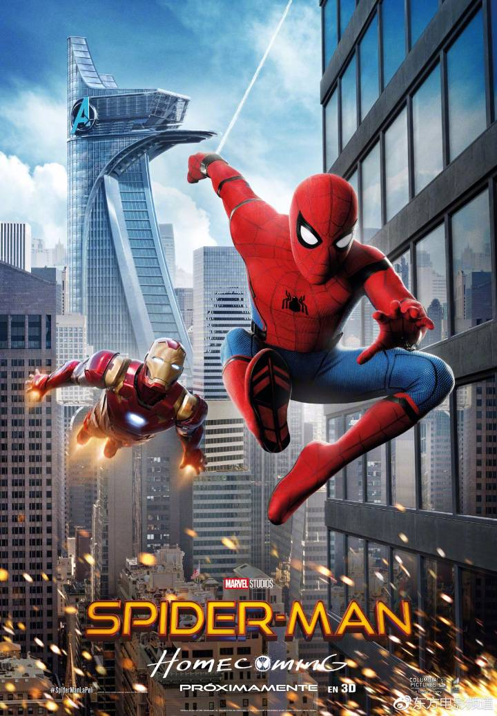 Spider-Man: Homecoming (2017) Full Movie Free Online