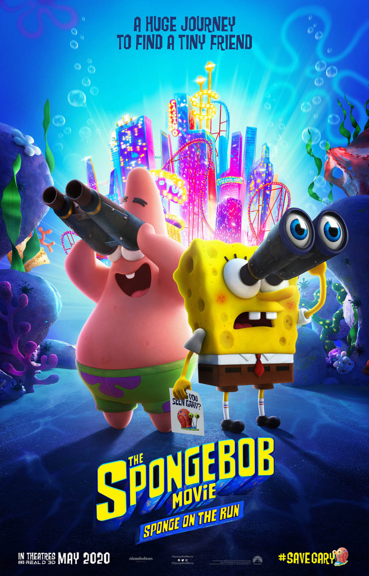 SpongeBob Movie: Sponge on the Run Movie Free Online