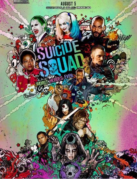 Suicide Squad (August 2016)