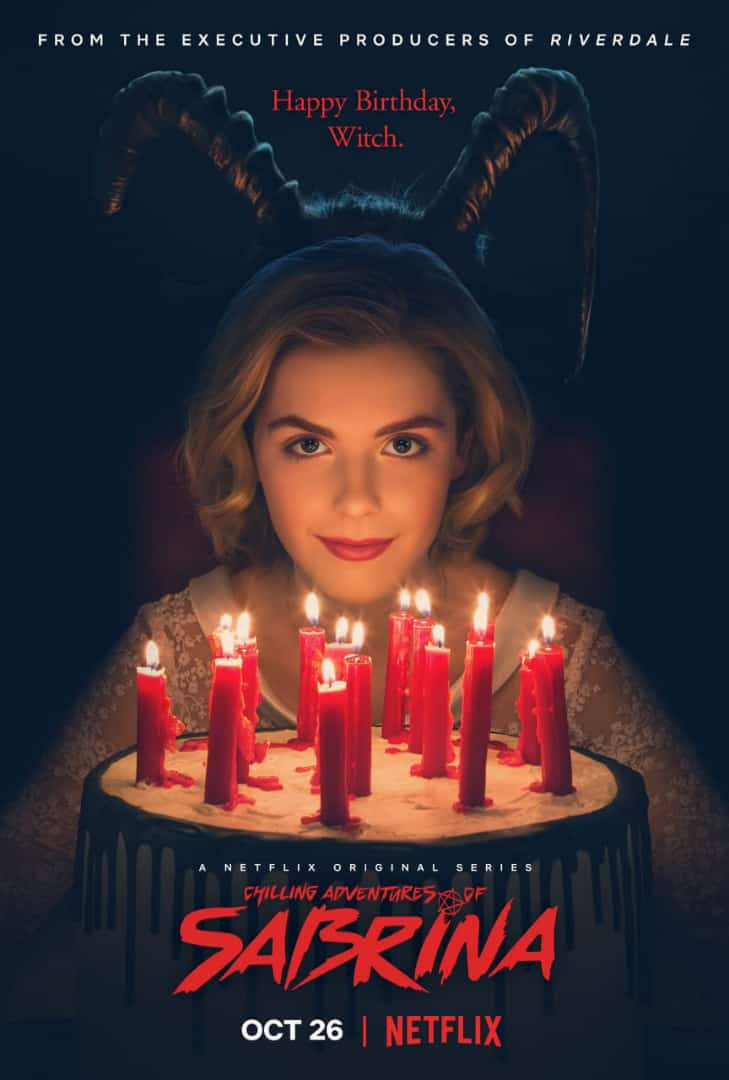 Chilling Adventures of Sabrina - 2018 Series
