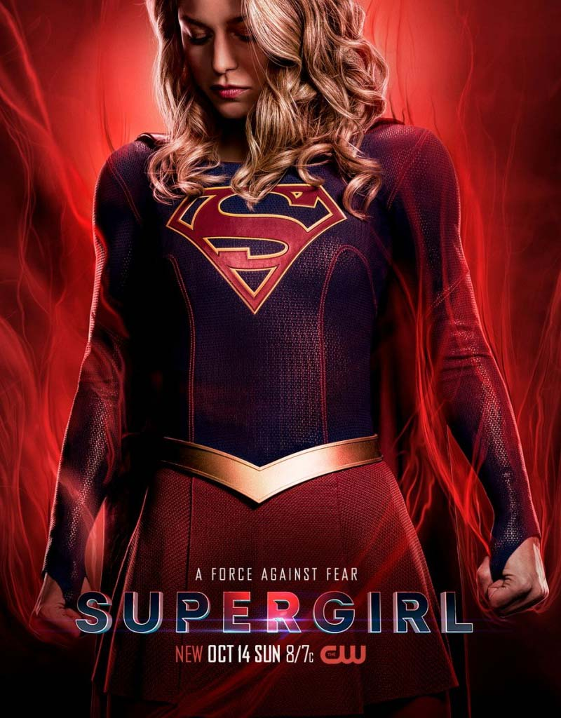 Supergirl(2018) The adventures of Superman's cousin in her own superhero career.