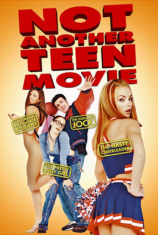 Not another teen girls movie Full Movie poster Free Online