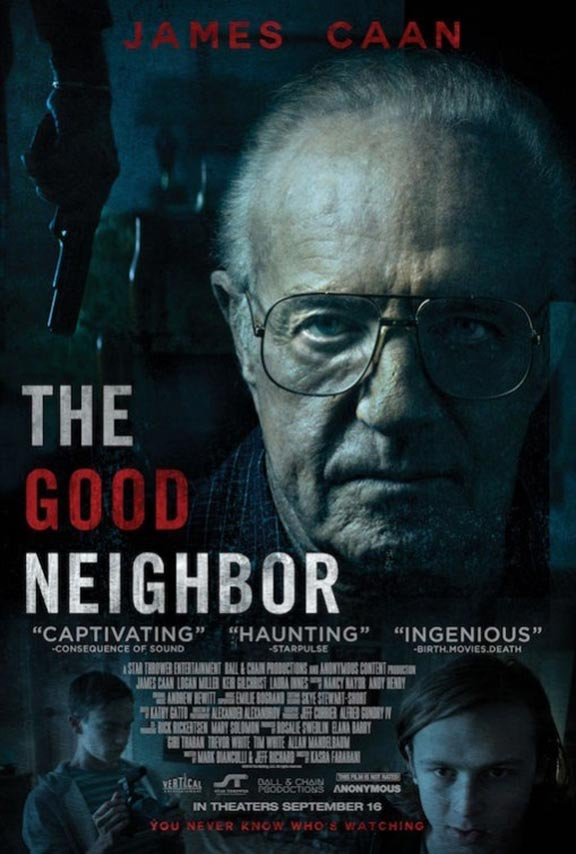 The Good Neighbor Movie Free Online