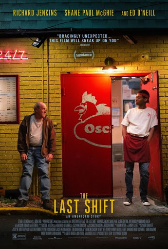 The Last Shift 2020 Movie poster Free Online