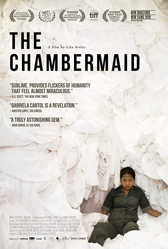 The Chambermaid (2019) Official Full Movie Free Online