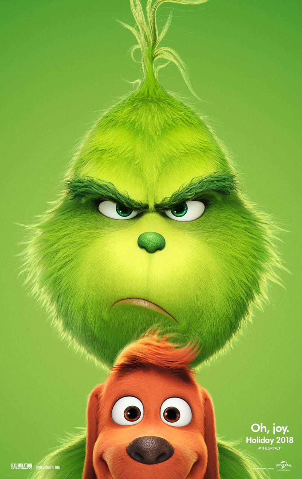 The Grinch 2018 Full Movie Free Online