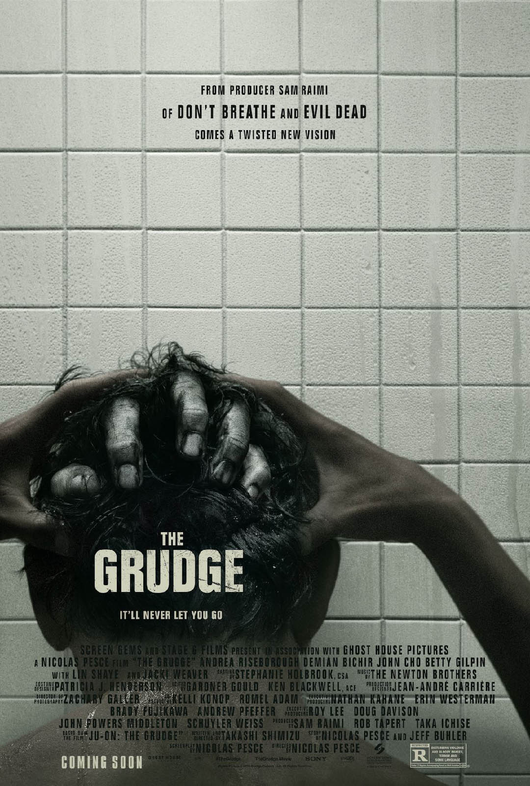 The Grudge (2020) Movie poster Free Online