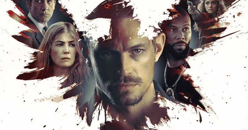 The Informer Trailer debuts online