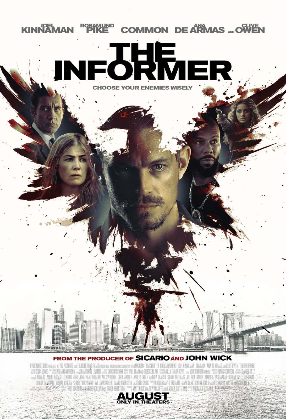 The Informer Movie 2 Free Online