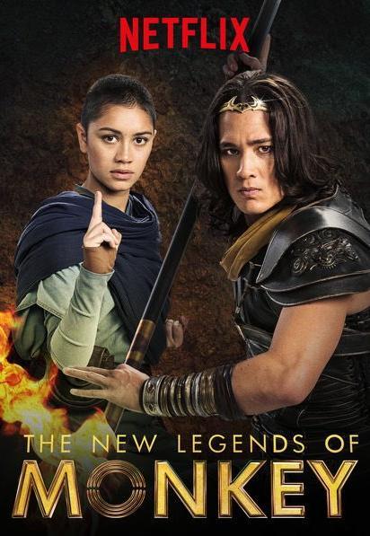 The New Legends of Monkey TV series netlix