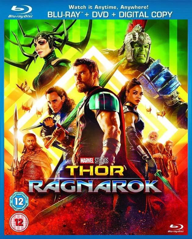 Thor: Ragnarok - Movie 2017