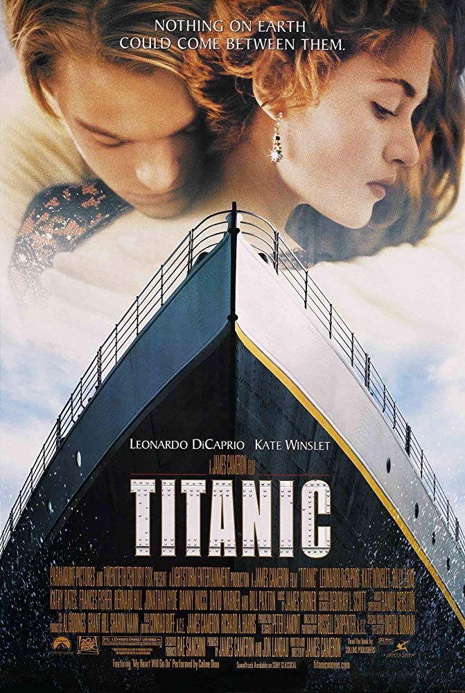 Titanic 1997 - Full Movie